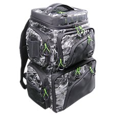 Evolution Outdoor Large Mouth Double Decker Backpack Image