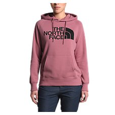The North Face Half Dome Pullover Long-Sleeve Hoodie for Ladies Image