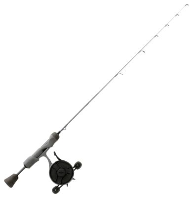 13 Fishing Stealth Edition Ghost In Line Combo STLTHFF LH 30UL