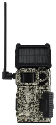 SpyPoint LINK-MICRO-S-LTE Solar Cellular Trail Camera – Nationwide