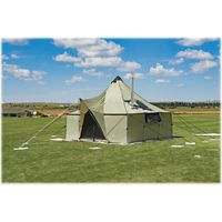 Cabela's Ultimate Alaknak Outfitter Tent Roof Panel Protector - Fits 10'x10'