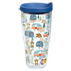 Tervis Tumbler Trailer Bears Insulated Wrap Tumbler with Lid Image