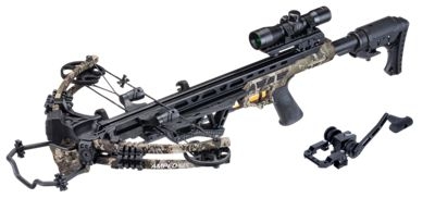 CenterPoint Amped 415 Crossbow Package with Power Draw