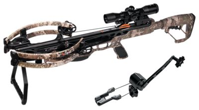 Image of CenterPoint CP400 Crossbow Package with Silent Crank