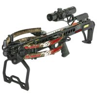 PSE Archery WarHammer Crossbow Package with Crank Cocking Device