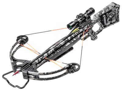 Wicked Ridge by TenPoint Rampage 360 Crossbow Package with ACUdraw 50 thumbnail