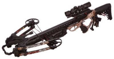 Image of Barnett HyperTac 410 Crossbow Package with Crank Cocking Device