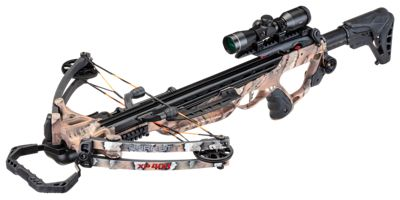 Barnett XP 400 Crossbow Package with Crank Cocking Device