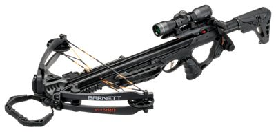 Image of Barnett XP 380 Crossbow Package with Crank Cocking Device