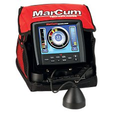 MarCum LX-7L Lithium LiFePO4 Digital Ice-Fishing Sonar Fish Finder Image