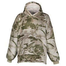 White River Outfitter Camo Cozy Long-Sleeve Hoodie