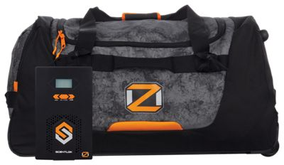 Scent-Lok OZ Rolling Chamber Scent Control Bag and OZ500 Scent Control System Combo - Black thumbnail