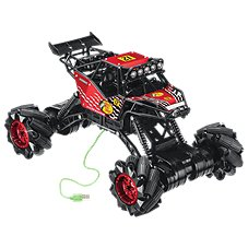 Bass Pro Shops New Bright Slide Winder 1:10 Remote-Control Truck Image