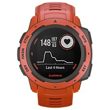 Garmin Instinct Wearable GPS Image