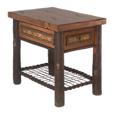 Old Hickory Furniture Woodland End Table