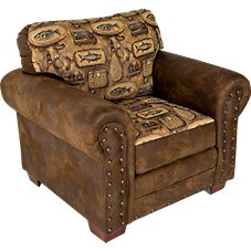 American Furniture Classics River Bend Furniture Collection Arm Chair