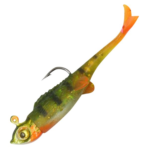 "Northland Mimic Minnow Fry - 1-1/4"" - Perch"
