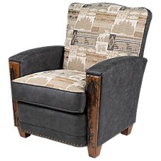 Modern of Marshfield In the Forest Furniture Collection Chair