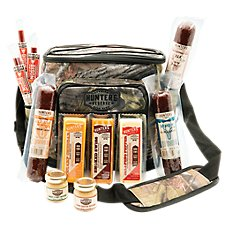 Bass Pro Shops Camo Cooler Meat and Cheese Gift Pack Image
