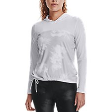Under Armour Iso-Chill Fusion Long-Sleeve Hoodie for Ladies Image