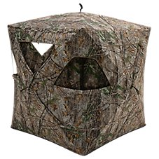 Pursuit Ground Blind and Stool Combo Image