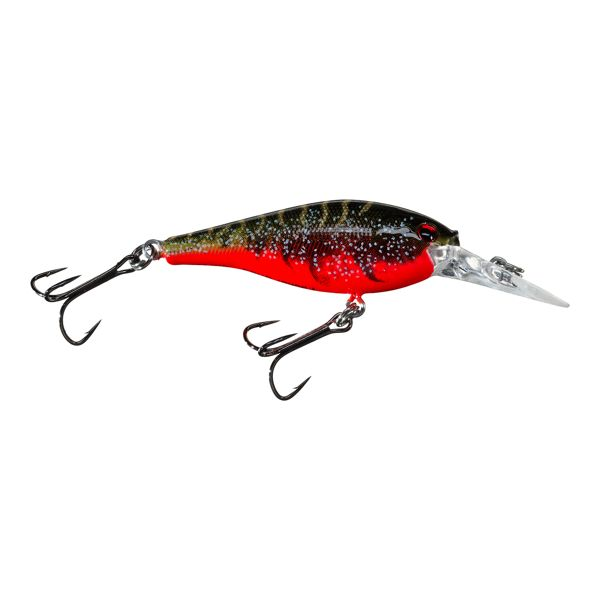 Berkley Flicker Shad Crankbait - 2' - Red Tiger