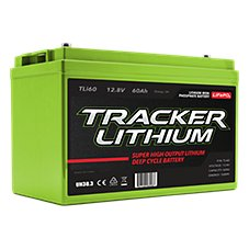 Tracker Marine Lithium Super High Output Lithium Deep Cycle Marine Battery Image