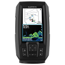 Garmin STRIKER Vivid 4cv Fish Finder Image