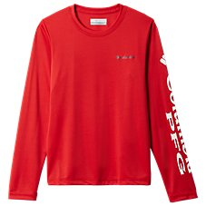 Columbia Terminal Tackle Long-Sleeve Shirt for Toddlers or Kids Image