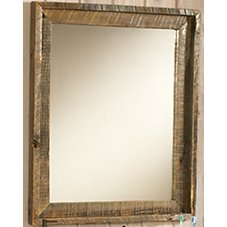 Mountain Woods Furniture Wyoming Collection Vertical Mirror
