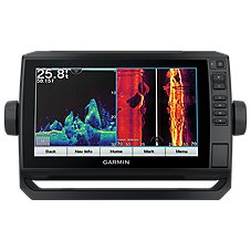 Garmin ECHOMAP UHD 93sv Touch-Screen Fish Finder/Chartplotter Combo with LakeVü G3 Inland Maps Image