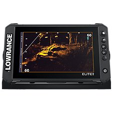 Lowrance Elite FS 9 Fishing System Fish Finder/Chartplotter Combo Image