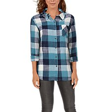 Natural Reflections Meadowlands Long-Sleeve Shirt for Ladies Image