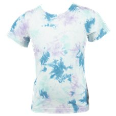 Outdoor Kids Tie-Dye Short-Sleeve T-Shirt for Toddlers and Girls Image