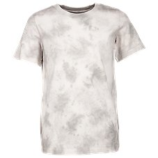Outdoor Kids Tie-Dye Short-Sleeve T-Shirt for Toddlers and Boys Image