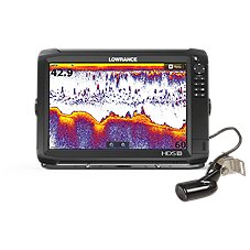 Lowrance HDS Carbon 12 Fish Finder/Chartplotter Combo Image