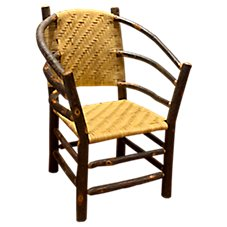 Old Hickory Furniture Andrew Jackson Wood Splint Chair