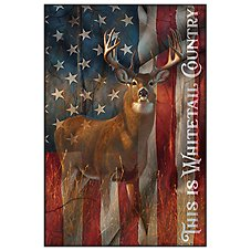 Reflective Art American Hearthrob Whitetail Country Box Top Artwork by Hayden Lambson Image