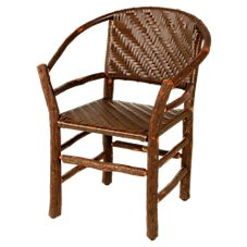 Old Hickory Furniture Two-Hoop Chair