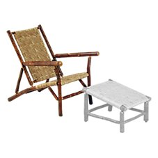 Old Hickory Furniture Sun River Deck Chair