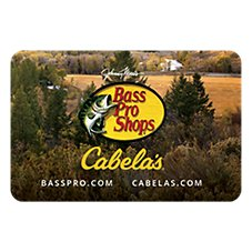 Bass Pro Shops and Cabela's Gift Card Image