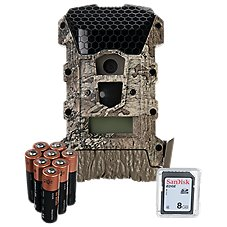 Wildgame Innovations Wraith 20 LightsOut Trail Camera Combo Image