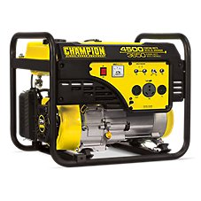 Champion 3650W RV-Ready Generator with 240V Switch Image