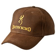 Browning Ball Cap - Dura Wax
