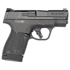 Smith & Wesson M&P9 Shield Plus Semi-Auto Pistol Without Thumb Safety Image