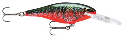Rapala Shad Rap Hard Baits - SR05 - Red Crawdad thumbnail