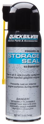 Mercury Marine/Quicksilver Z Storage Seal Fogging Oil