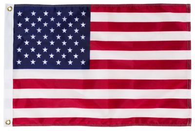 Taylor Made Nylon Ensign - 50-Star U.S. Flag