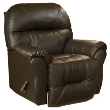 Best Home Furnishings Bodie Leather Rocker Recliner