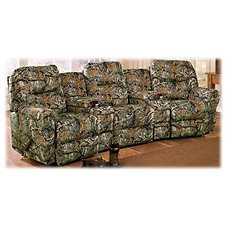 Best Home Furnishings Bodie Camo Theater Sectional